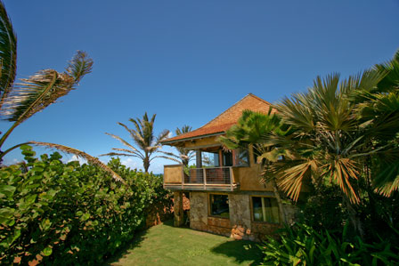 Baby Beach Bungalow Spreckelsville Maui Real Estate